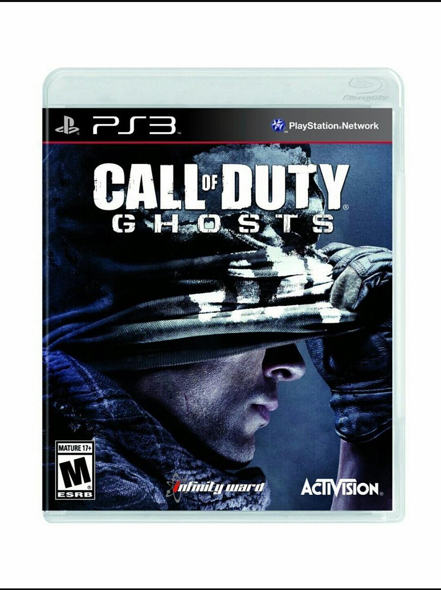 Ps3 Call Of Duty Ghost Gtia De X Vida 1 Juego Gratis U S 79