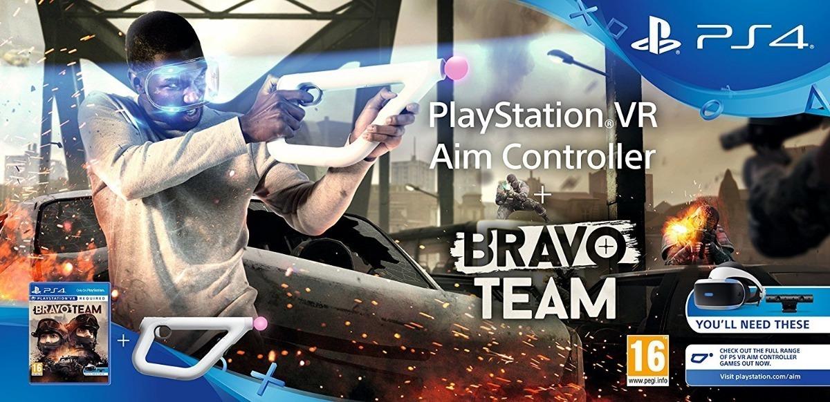 Ps4 Arma Vr Aim Controller Juego Bravo Team Laaca Games U S 198