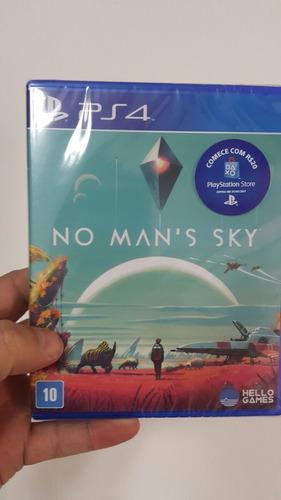 ps4 fisico no man's sky mans nuevo, sellado original