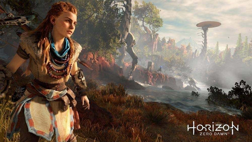 ps4 juego oficial horizon zero dawn complete ed hits latam -