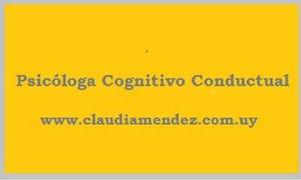 psicóloga cognitivo conductual - mdeo / ciudad de la costa