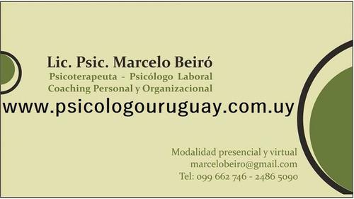psicólogo - psicoterapeuta - coach