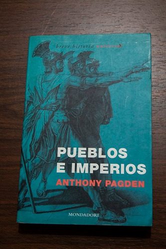 pueblos e imperios - anthony pagden