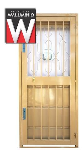 puerta con puerta