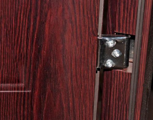 puerta exterior chapa