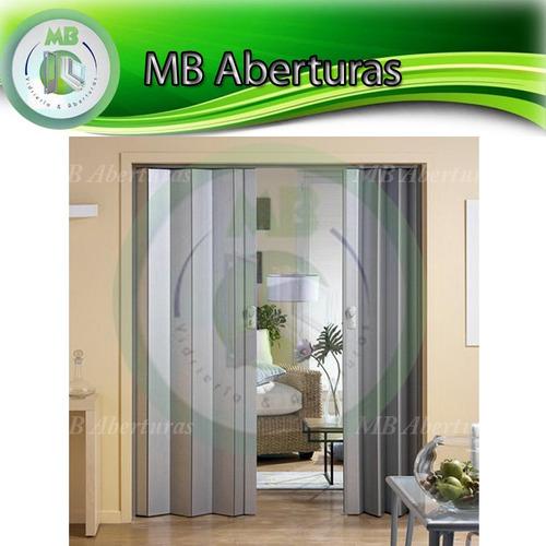 puerta pvc interior