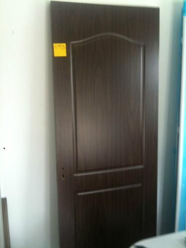 Puertas de interior madera laminadas en pvc for Descripcion de puertas de madera