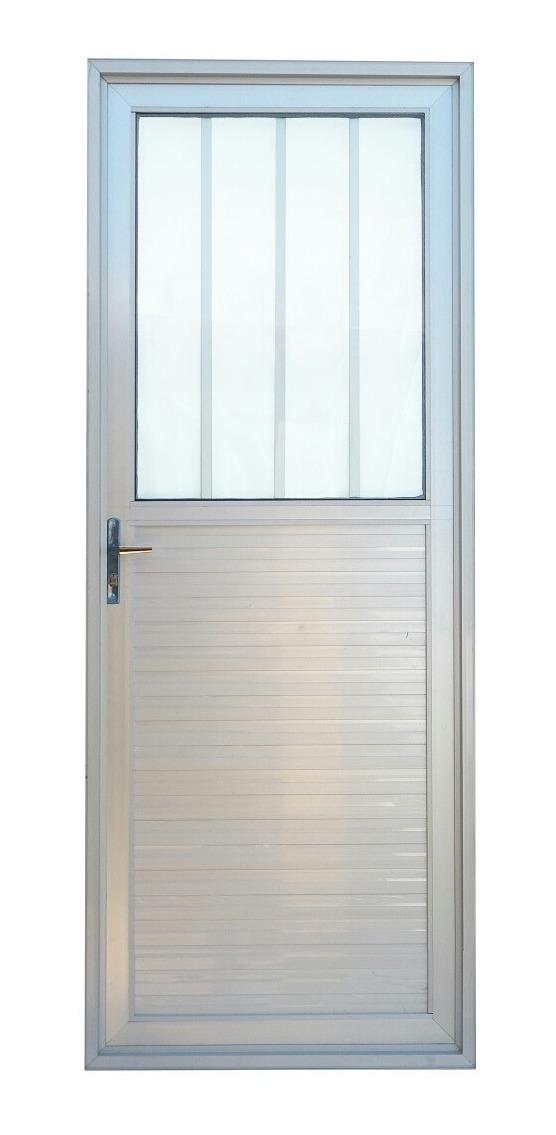 Puertas exterior de aluminio y vidrio nuevas serie 30 - Puerta balconera aluminio ...