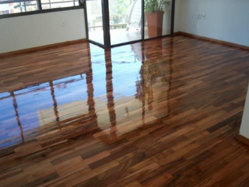 pulido plastificado de pisos veta parquet trabajo garant .