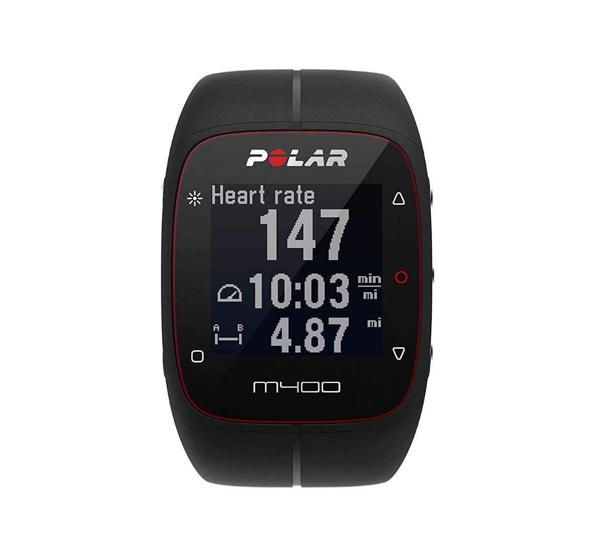 2268878a5a02 pulsometro polar m400 - reloj de entrenamiento con gps. Cargando zoom.