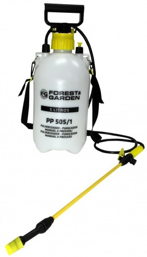 pulverizador manual 5lts forest garden pp505/1 herracor