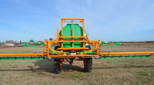pulverizadora praba 3.000 lts cross full maquinaria agrícola