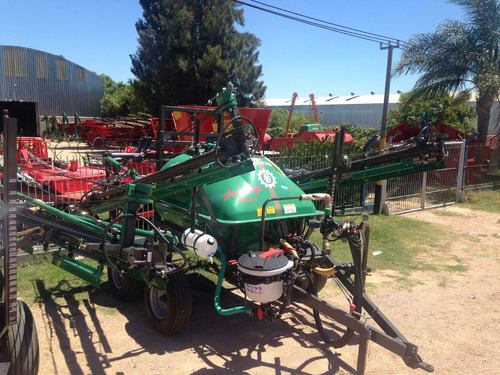 pulverizadora praba 3000 lts full tandem maquinaria agrícola