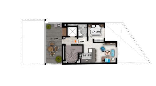 punta carretas  a estrenar monoambiente ,1y 2 dormitorios
