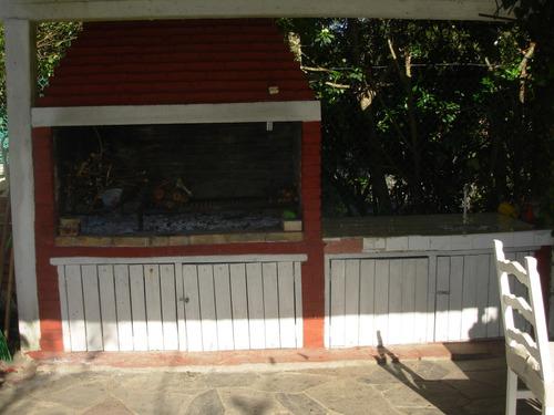 punta d este.casa 2 c del mar, 4 dorm 3 bños + dep jar coche