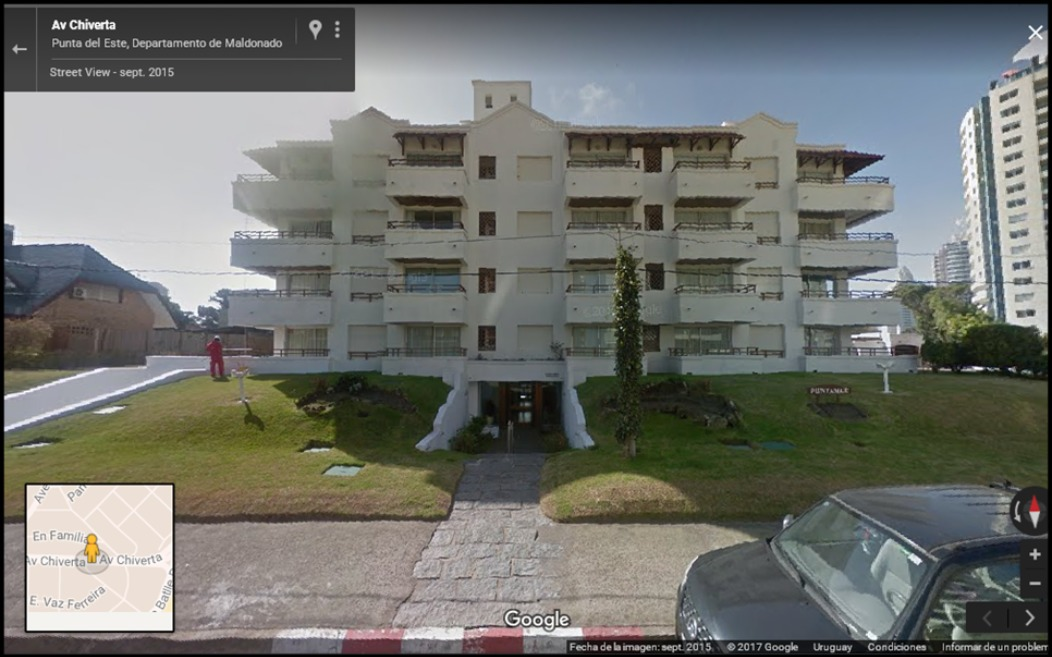 punta del este - pde -excelen apartamento (cerca de todo!)