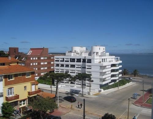 punta del este - peninsula, 2 dormitorios, 2 baños, vista