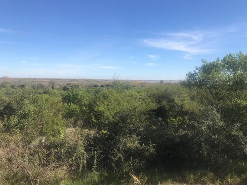 punta gorda- colonia - terreno esquina 6 has, vista al rio