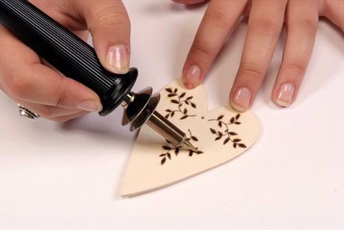 puntas para cautin para pirograbado en cuero o madera