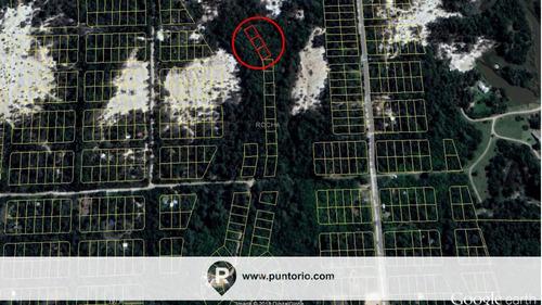 punto río | 3 lotes por u$s 24.000 en santa isabel de la pedrera