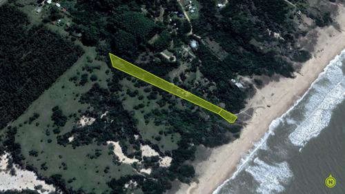 punto río | oportunidad !!! 9469 m2 frente al mar