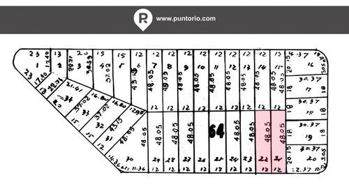 punto río | pueblo nuevo manzana 64 solares 21 y 22