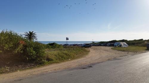 punto río | terreno frente al mar anaconda