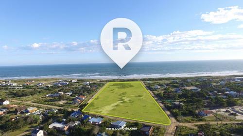 punto río | único lote de 22995 m2 sobre rambla botavara a u$s 150 el m2