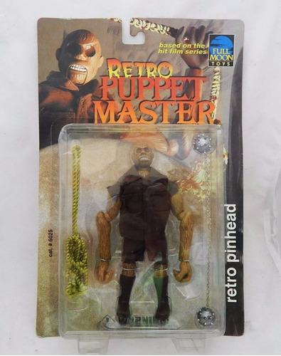 puppet master retro pinhead full moon toys 1999
