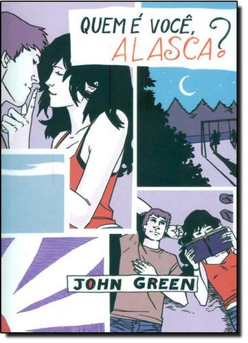 quem e voce alasca? quadrinhos de green john