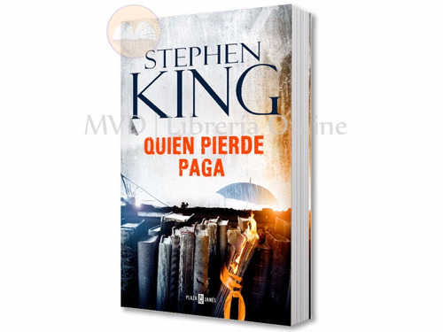 quien pierde paga - stephen king