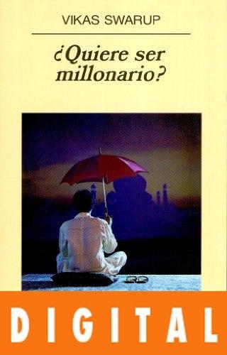¿quién quiere ser millonario?  - vikas swarup