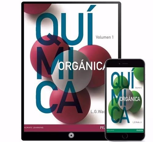 química orgánica wade 7 edición 11 libros