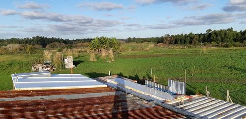 quinta 3,8 hectáreas, 2 dormitorios 2 baños
