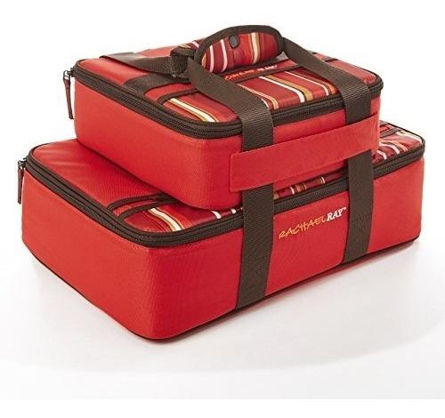 rachael ray lasagna lugger combo set, soportes aislados para