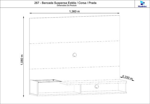 rack panel para 55 pulgadas oferta mobelstore
