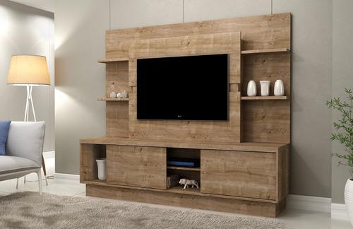 rack panel tv estantes modular led lcd mesa mobelstore