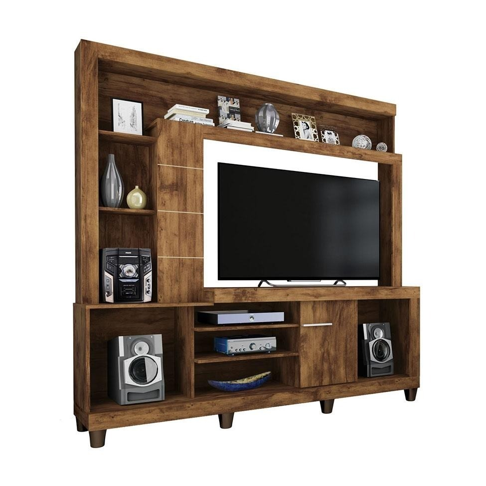 Rack Tv Modular Home Aparador Para Tv Living Comedor - $ 5.990,00 en ...