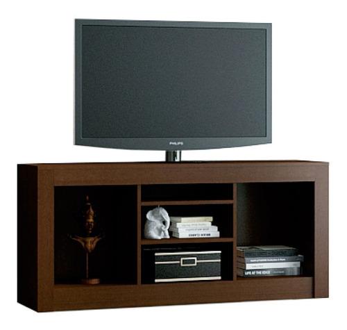 rack tv modular led lcd muebles living comedor barcelona 603