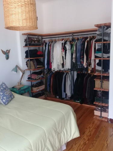 rack vestidor muy moderno ideal casa o tienda 260 de largo