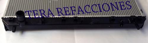 radiador chevrolet optra 2.0 estandar