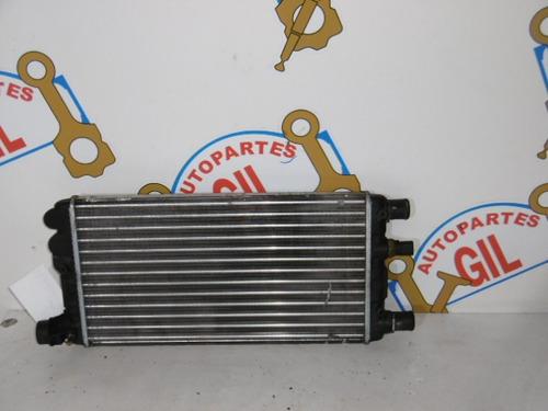radiador de agua fiat cinquechento - rd0012