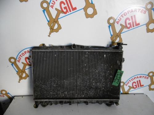 radiador de agua hyundai elantra -rd0097