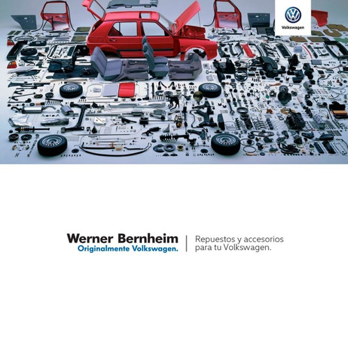 radiador de agua  volkswagen gol g5 2008-2013