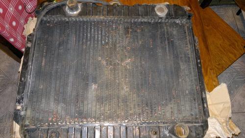 radiador harrison original chevrolet , impala , bel air.