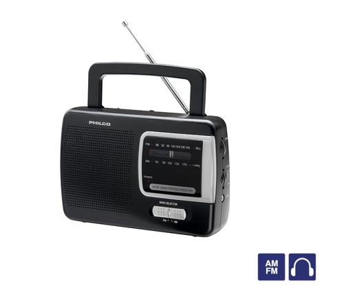 radio de mesa am / fm philco prm50