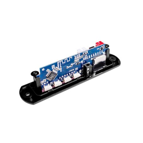radio fm bluetooth auto  audio lector targeta mp3 pendrive