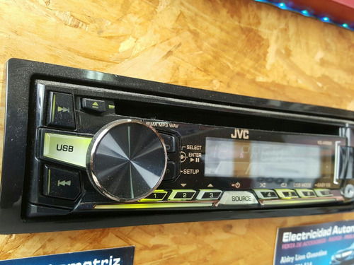 radio jvc nueva