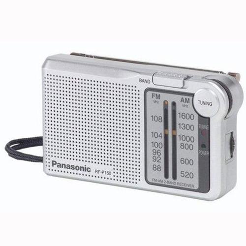 radio panasonic rf-p150d  am/fm 2 bandas