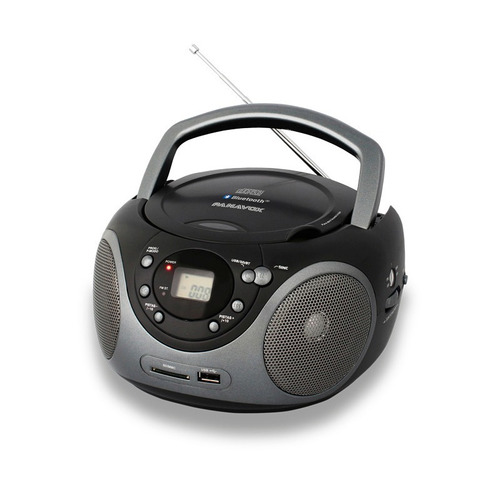 radio panavox  cd/mp3/usb/sd/bluetooth - netpc